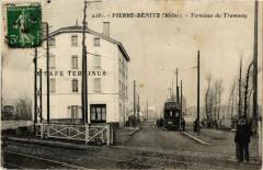 Pierre Bénite - Terminus du Tramway - Pierre-Bénite