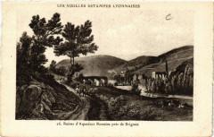 Ruines d'Aqueducs Romains pres de Brignais - Brignais