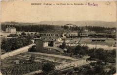 Grigny Le Pont de la Rotonde - Grigny