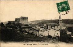 Denice Vue générale - Denicé