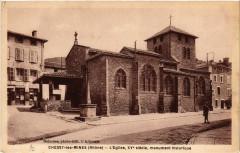 Chessy-les-Mines L'Eglise Monument historique - Chessy