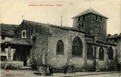 Chessy-les-Mines L'Eglise - Chessy