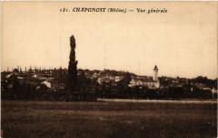 Chaponost Vue générale - Chaponost