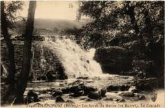 Chaponost Les bords du Garon.La Cascade. - Chaponost