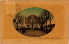 Bron-Village Place de la Mairie - Bron