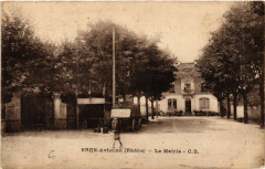 Bron-Aviation La Mairie - Bron
