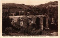 Brignais Vestiges des Aqueducs Romains - Brignais