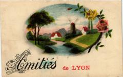 Amitiés de Lyon 69 Lyon