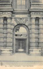 Le Louvre - Porte Jean Goujon - Paris 1er