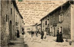 Duerne - La Grande Rue 69 Duerne