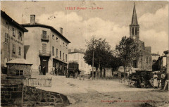 Jullie - La Place - Jullié