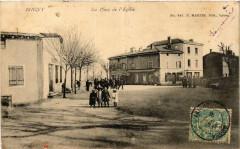 Irigny - La Place de l'Eglise - Irigny