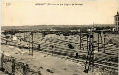 Grigny - Le Depot de Badan - Grigny