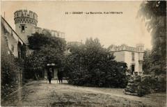 Grigny - La Baronnie Vue interieure - Grigny
