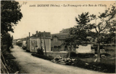 Duerne - La Fromagerie et le Bois de l'Etoile 69 Duerne