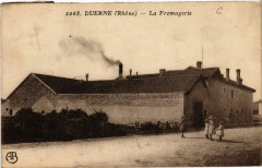 Duerne - La Fromagerie 69 Duerne