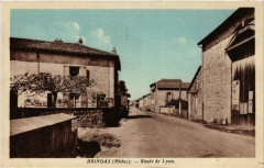 Birndas - Route de Lyon 69 Lyon