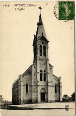 Aveize - L'Eglise 69 Aveize