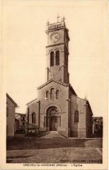Grezieu-la-Varenne - L'Eglise - Grézieu-la-Varenne