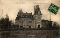 Lacenas chateau des Carbonnieres - Lacenas