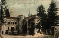 Lacenas Chateau de Bionnay Interieur - Lacenas