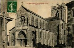 Saint-Martin-la-Plaine - L'EGlise France - Saint-Martin-la-Plaine