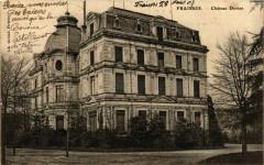 Fraisses - Chateau Dorian France - Fraisses