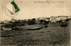 Saint-Martin-la-Plaine - Vue Generale France - Saint-Martin-la-Plaine