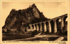 Saint-Paul-en-Cornillon - Les Neuf Portes et le Rocher France - Saint-Paul-en-Cornillon