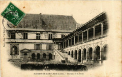 Saint-Etienne-le-Molard - Chateau de la Batie France - Saint-Étienne-le-Molard