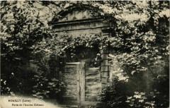Noailly - Porte de l'Ancien Chateau France - Noailly