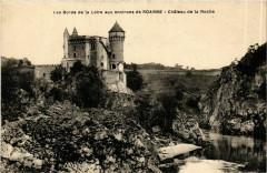 Chateau de la Roche - Envirnos de Roanne France 42 Roche