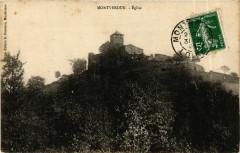 Montverdun - Eglise France - Montverdun