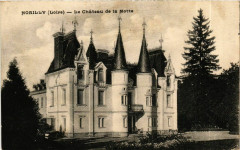 Noailly - Le Chateau de la Motte France - Noailly