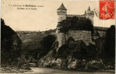 Chateau de la Roche - Environs de Balbigny France 42 Roche
