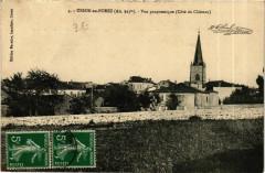 Usson-en-Forez - Vue Panoramique - Cote du Chateau France - Usson-en-Forez