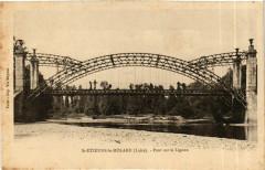 Saint-Etienne-le-Molard - Pont sur le Lignon France - Saint-Étienne-le-Molard