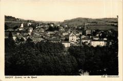 Regny - Vu du Quart France - Régny