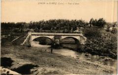 Usson-en-Forez - Pont d'Ance France - Usson-en-Forez