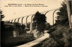 Bussieres - Le Viaduc du Pont Marteau France - Bussières