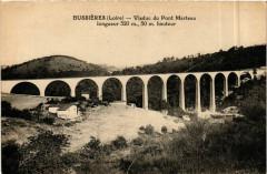 Bussieres - Viaduc du Pont Marteau France - Bussières