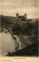 Chateau de la Roche France 42 Roche