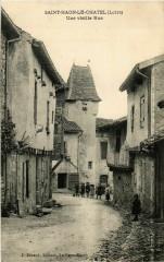 Saint-Haon-le-Chatel - Une Vieille Rue France - Saint-Haon-le-Châtel