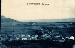 Montverdun - Le Bourg France - Montverdun