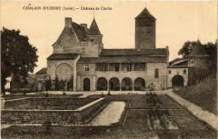 Chalain-d'Uzore - Chateau de Cholat France - Chalain-d'Uzore