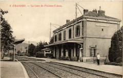 Fraisses - La Gare de Fraisses-Unieux - Fraisses