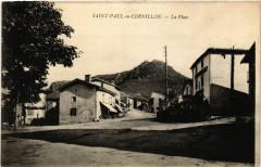 Saint-Paul-en-Cornillon - La Place - Saint-Paul-en-Cornillon