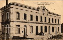 Saint-Martin-la-Plaine (Alt 420 m) - Ecole libre de Garcons - Saint-Martin-la-Plaine