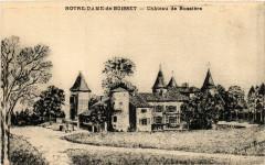 Notre-Dame-de-Boisset - Chateau de Bussiere - Notre-Dame-de-Boisset