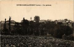 Notre-Dame-de-Boisset - Vue générale - Notre-Dame-de-Boisset